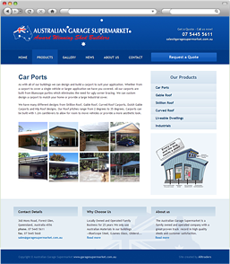 Australian Garage Supermarket product image gallery
