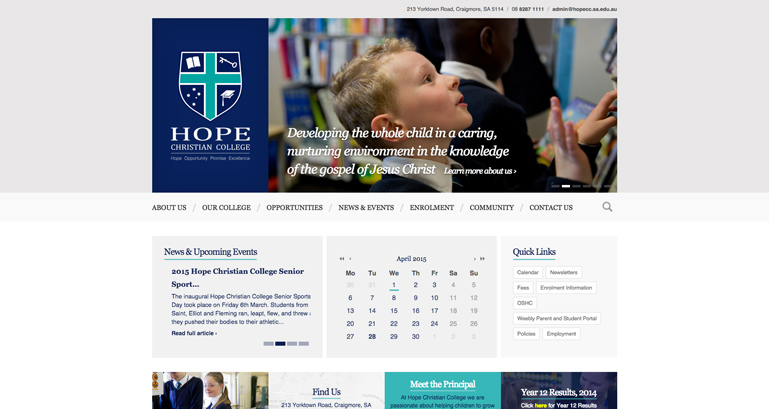 Hope Christian College - Craigmore