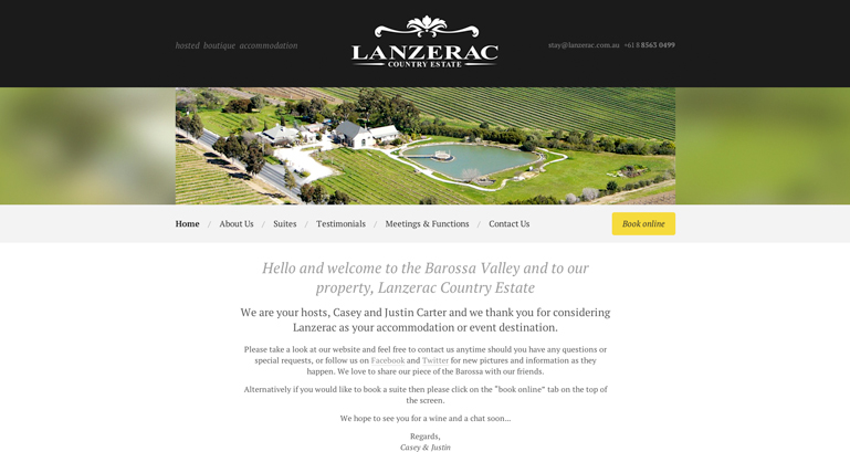 Lanzerac Country Estate