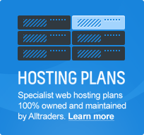 Alltraders Web Hosting